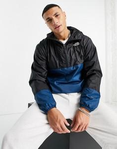Темно-синяя куртка-анорак The North Face Wind– эксклюзивно для ASOS-Темно-синий