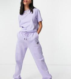 Сиреневые базовые oversize-джоггеры The North Face эксклюзивно для ASOS-Фиолетовый цвет