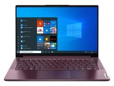 Ноутбук Lenovo Yoga Slim 7 14ITL05 82A3004XRU (Intel Core i7-1165G7 2.8GHz/16384Mb/512Gb SSD/Intel Iris Graphics/Wi-Fi/Bluetooth/Cam/14/1920x1080/Windows 10)