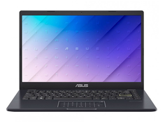 Ноутбук ASUS VivoBook E410MA-EB009R 90NB0Q11-M19640 (Intel Celeron N4020 1.1GHz/4096Mb/128Gb SSD/No ODD/Intel UHD Graphics/Wi-Fi/14/1920x1080/Windows 10 64-bit)