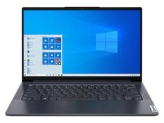 Ноутбук Lenovo Yoga Slim7 14ARE05 Grey 82A2006QRU (AMD Ryzen 7 4700U 2.0 GHz/16384Mb/512Gb SSD/AMD Radeon Graphics/Wi-Fi/14/1920x1080/Windows 10)