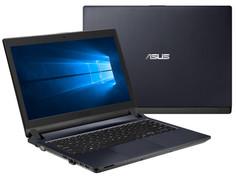 Ноутбук ASUS Pro P1440FA-FQ2924 Grey 90NX0211-M40360 (Intel Core i3-10110U 2.1 GHz/4096Mb/1Tb/Intel UHD Graphics/Wi-Fi/Bluetooth/Cam/14.0/1366x768/Endless)