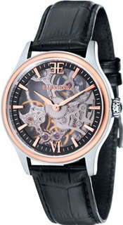 мужские часы Earnshaw ES-8061-07. Коллекция Bauer