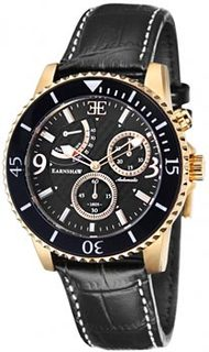 мужские часы Earnshaw ES-8008-04. Коллекция Admiral