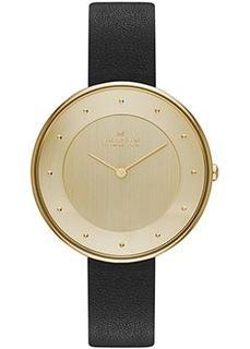 Швейцарские наручные женские часы Skagen SKW2262. Коллекция Leather