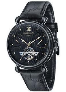 мужские часы Earnshaw ES-8046-09. Коллекция Grand Calendar
