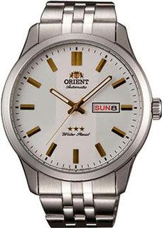 Японские наручные мужские часы Orient AB0B009W. Коллекция Three Star