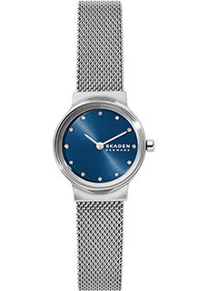 Швейцарские наручные женские часы Skagen SKW2920. Коллекция Mesh