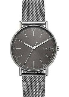 Швейцарские наручные мужские часы Skagen SKW6577. Коллекция Mesh