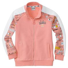 Детская куртка x Peanuts T7 Track Jacket Puma