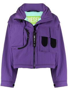 Diesel куртка Green Label со съемными рукавами