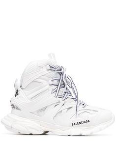 Balenciaga кроссовки с логотипом