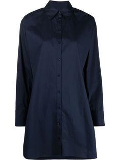 Michael Michael Kors платье-рубашка с длинными рукавами