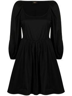 LIU JO платье с пышными рукавами