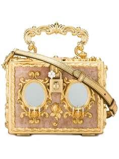 Dolce & Gabbana клатч в стиле барокко