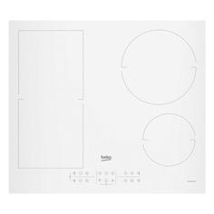 Индукционная варочная панель Beko HII64200FMTW, независимая, белый