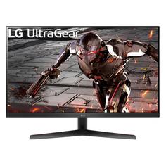 """Монитор игровой LG UltraGear 32GN550-B 31.5"""" черный [32gn550-b.aruz]"""