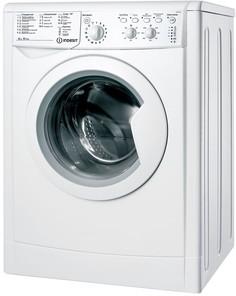 Стиральная машина Indesit EcoTime IWC 6105 (белый)
