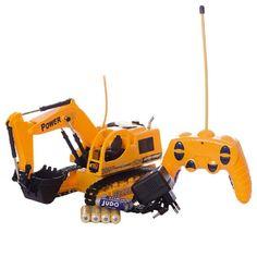 Машина на радиоуправлении Fun Toy Экскаватор