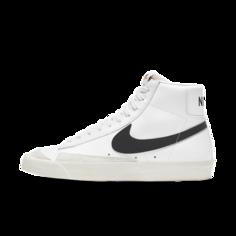 Мужские кроссовки Nike Blazer Mid 77 Vintage - Белый