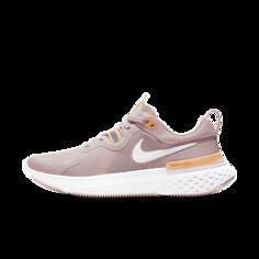 Женские беговые кроссовки Nike React Miler - Розовый