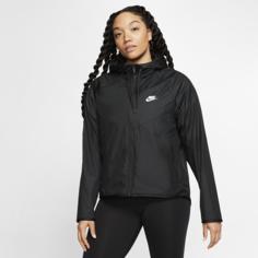 Женская куртка Nike Sportswear Windrunner - Черный