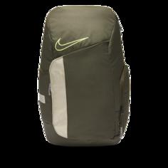 Баскетбольный рюкзак Nike Elite Pro (маленький размер) - Зеленый