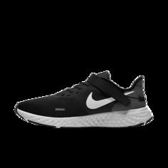 Мужские кроссовки для бега по шоссе Nike Revolution 5 FlyEase - Черный