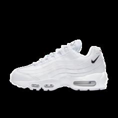 Женские кроссовки Nike Air Max 95 Essential - Белый