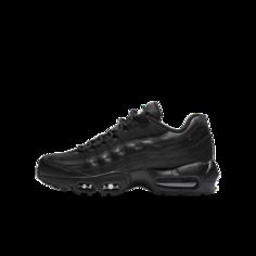 Кроссовки для школьников Nike Air Max 95 Recraft - Черный