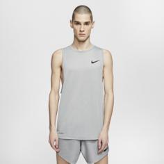 Мужская майка для тренинга Nike - Серый