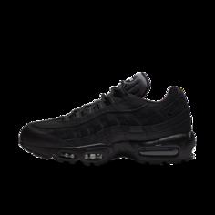 Кроссовки унисекс Nike Air Max 95 Essential - Черный