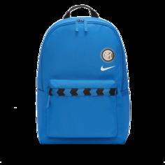 Футбольный рюкзак Inter Milan Stadium - Синий Nike