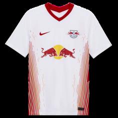 Мужское футбольное джерси из домашней формы «РБ Лейпциг» 2020/21 Stadium - Белый Nike
