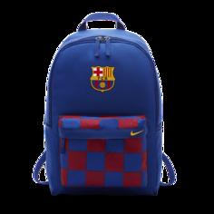 Футбольный рюкзак FC Barcelona Stadium - Синий Nike
