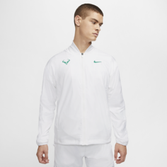 Мужская теннисная куртка Rafa - Белый Nike