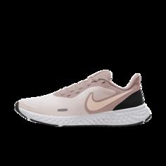 Женские беговые кроссовки Nike Revolution 5 - Розовый