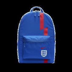 Футбольный рюкзак England Stadium - Синий Nike