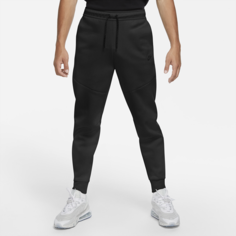 Мужские джоггеры Nike Sportswear Tech Fleece - Черный