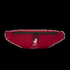 Футбольная поясная сумка Liverpool FC - Красный Nike