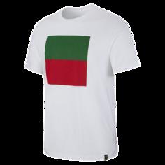 Мужская игровая футболка Portugal - Белый Nike