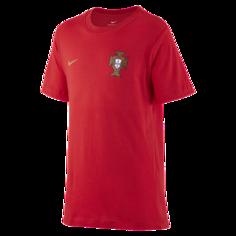 Игровая футболка для школьников Portugal - Красный Nike
