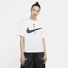 Женская футболка с коротким рукавом Nike Sportswear - Белый
