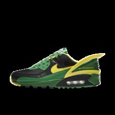 Кроссовки Nike Air Max 90 FlyEase - Черный