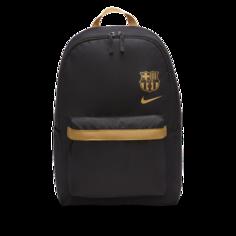 Футбольный рюкзак FC Barcelona Stadium - Черный Nike