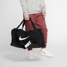 Сумка-дафл для тренинга Nike Brasilia (средний размер) - Черный
