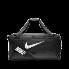 Сумка-дафл для тренинга Nike Brasilia (большой размер) - Черный