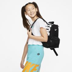 Детский рюкзак Nike Brasilia JDI (мини) - Черный
