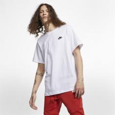 Мужская футболка Nike Sportswear Club - Белый