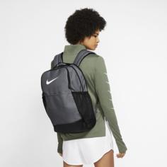 Рюкзак для тренинга Nike Brasilia (средний размер) - Серый